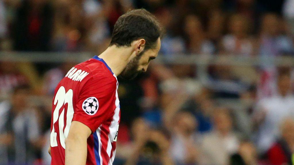 Nuevo 'trolleo' al Atleti, esta vez en Wikipedia: así se ríen de Juanfran y el penalti de Milán