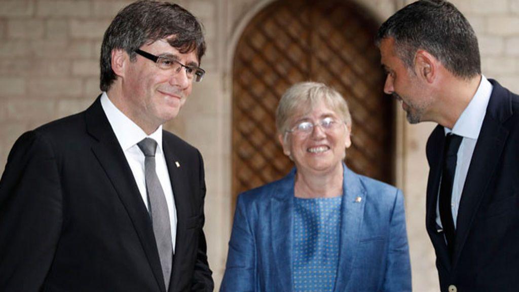 El Govern cesa al presidente del Consorcio de Educación de Barcelona en plena búsqueda de locales para el referéndum