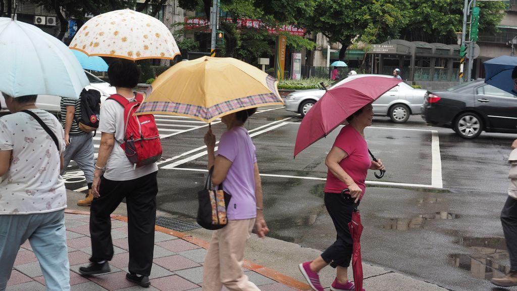 El tifón Talim se acerca a Taiwán