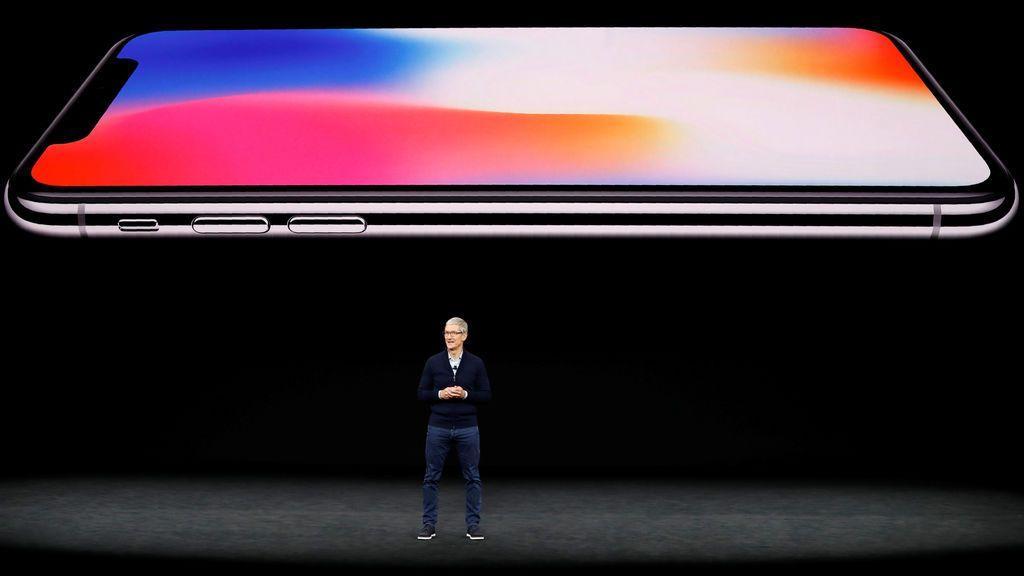 Apple presenta sus iPhone X,   iPhone 8 y iPhone 8 Plus: