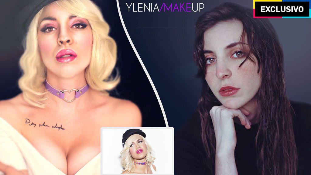 La increíble transformación de Sexxxyblood en Ylenia