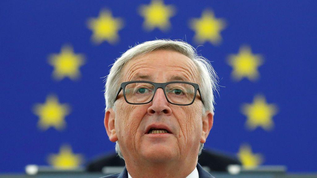 """Juncker advierte: """"Formar parte de la Unión significa aceptar y respetar las decisiones judiciales"""""""