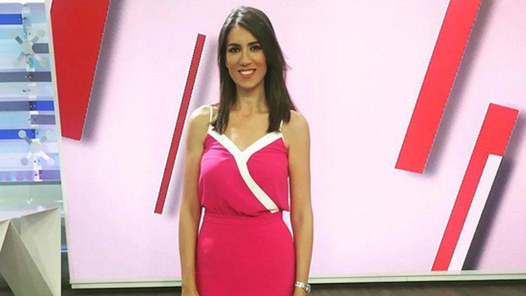 Patricia Pardo ya sueña con que se le note su 'barriguita' de embarazada