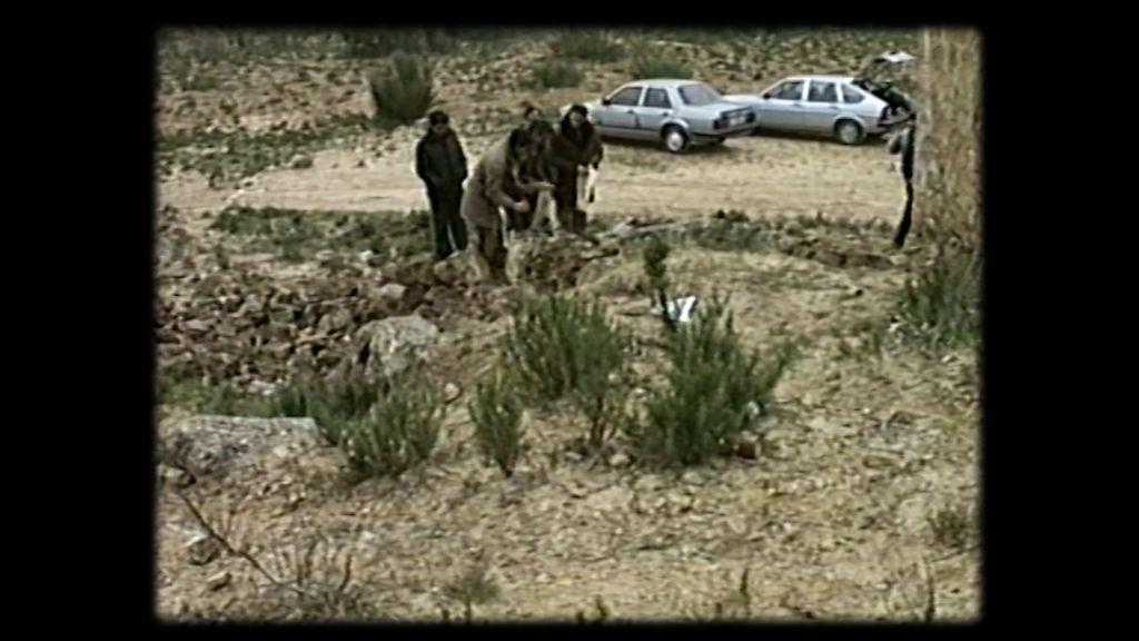 Imágenes reales: Los restos de Antonia fueron determinantes para atrapar a su asesino