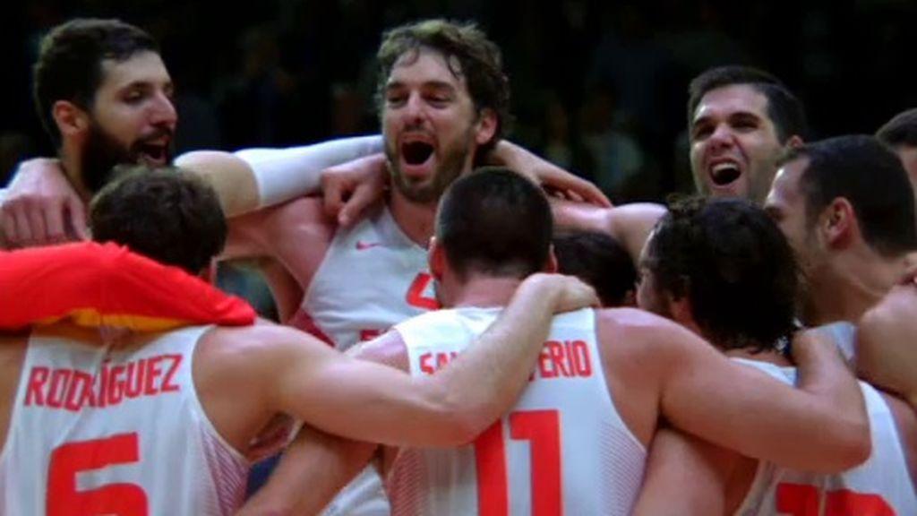 La leyenda de la selección española de 'basket': más de una década de éxitos
