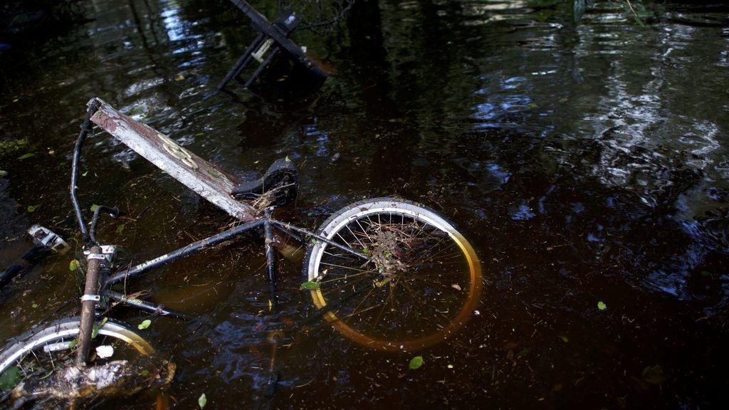 El Irma, la estela de destrucción que dejó en Jacksonville