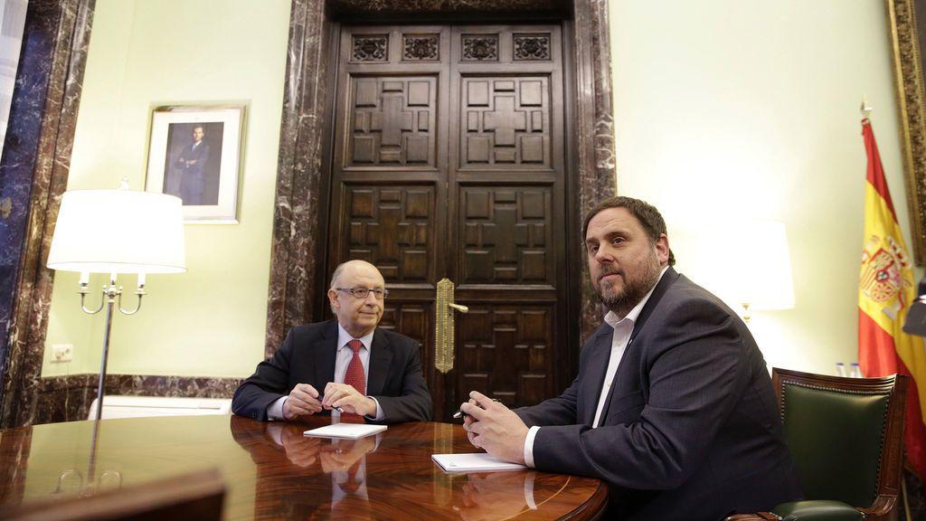 El Supremo rechaza la petición del Govern de suspender el control semanal del gasto que le impuso el Gobierno