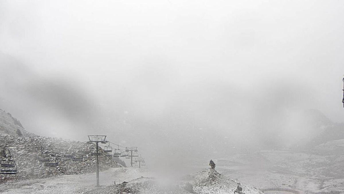 Prepara los esquís: la segunda nevada de la temporada llega a los Pirineos