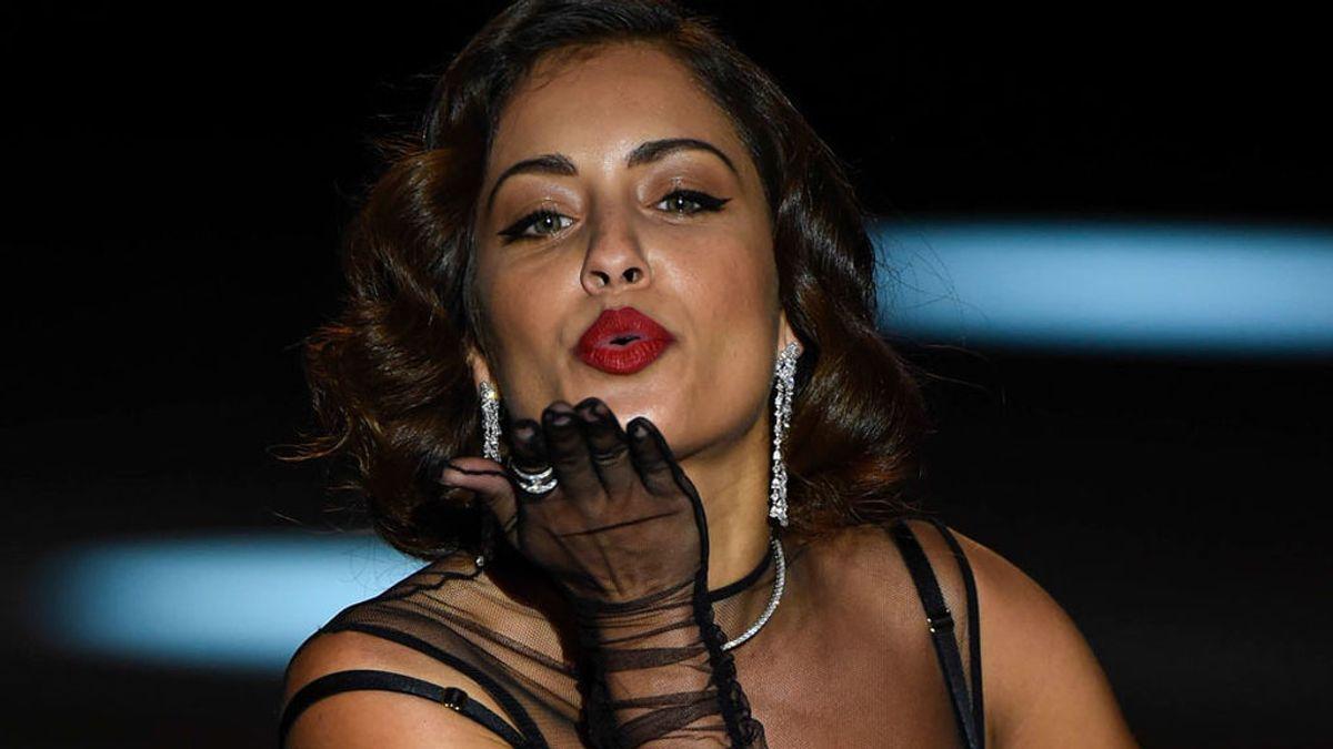 Modelo por un día: ¡Hiba Abouk desfila en la Fashion Week Madrid!
