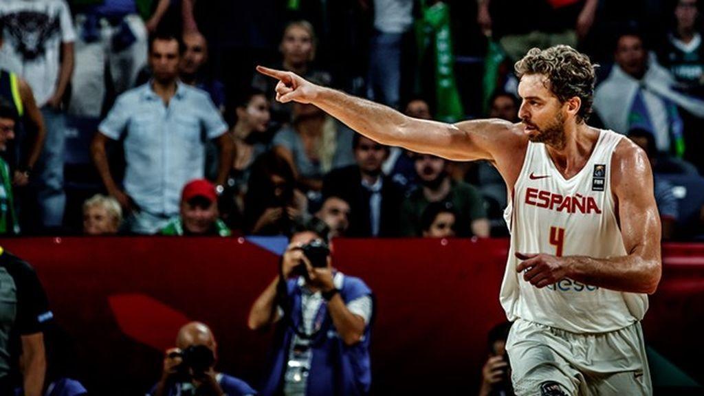 España se juega la medalla de bronce ante Rusia este domingo a las 16.00h en Cuatro