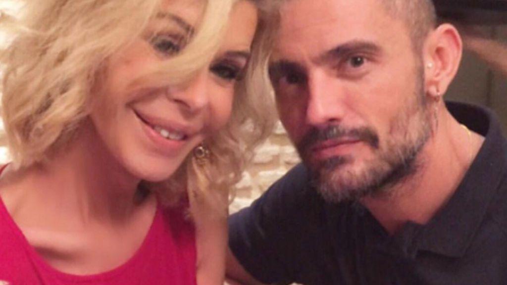 Bibiana Fernández llevará siempre a David Delfín con ella: se tatúa su despedida