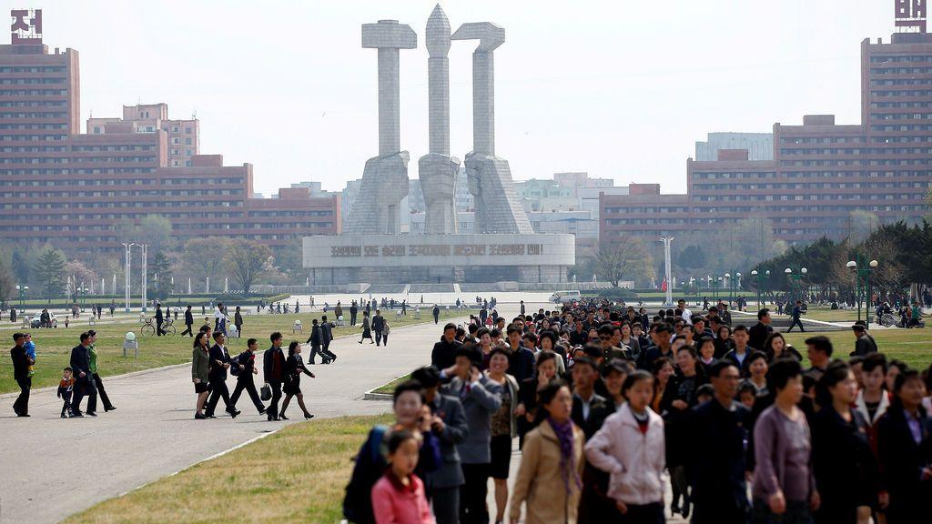 Más de la mitad de los estadounidenses abogan por atacar Corea del Norte