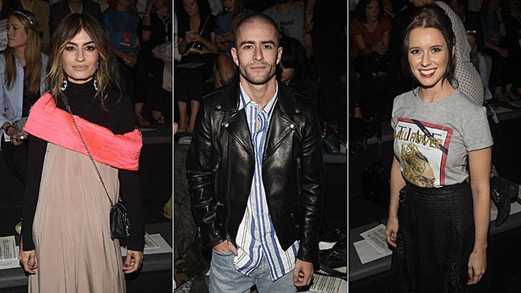 Pelayo, Madame de Rosa y Manuela Vellés: vips en la tercera jornada de la Fashion Week Madrid