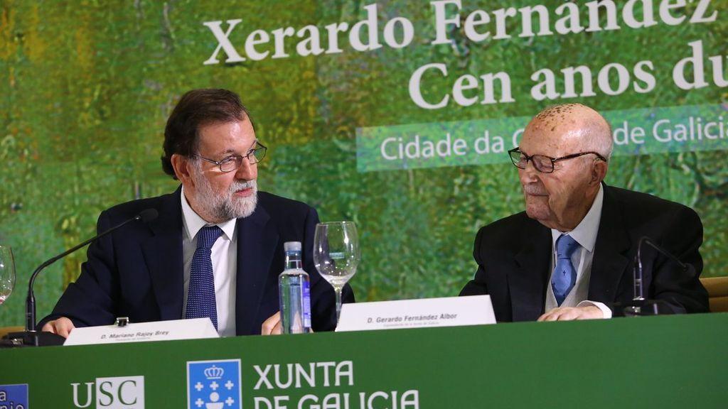 """Rajoy: """"El referéndum no se va a celebrar porque liquida la voluntad de la mayoría de los españoles"""""""