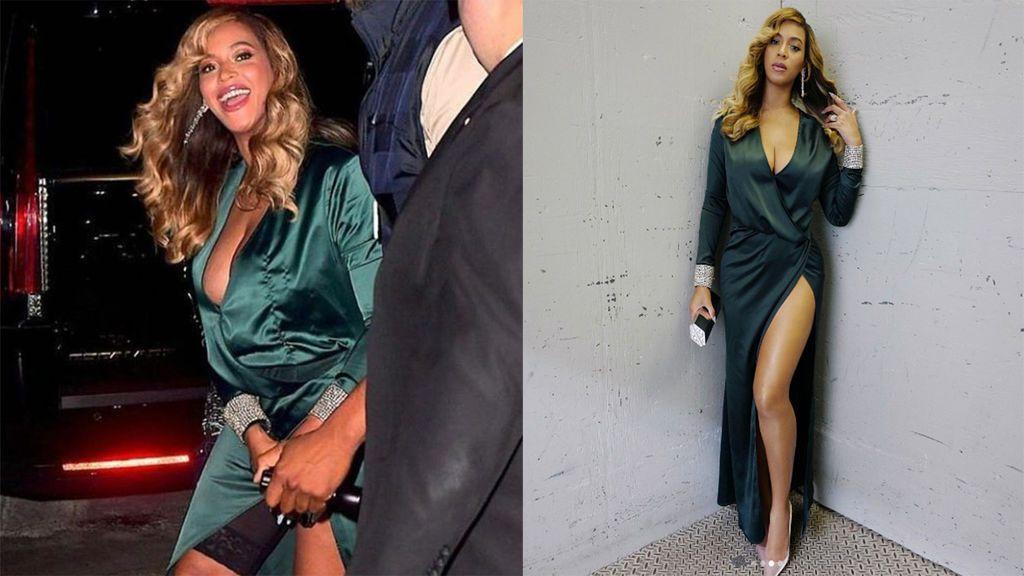 Un descuido de Beyoncé deja al descubierto uno de sus secretos