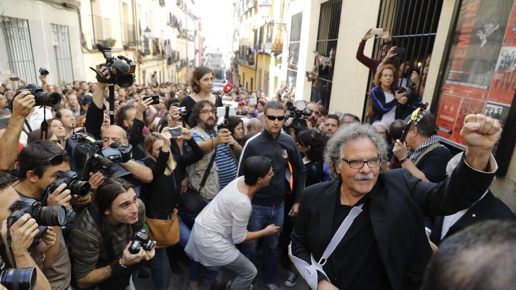 """Tardà dice que """"está en jaque la democracia, no el derecho a decidir"""""""