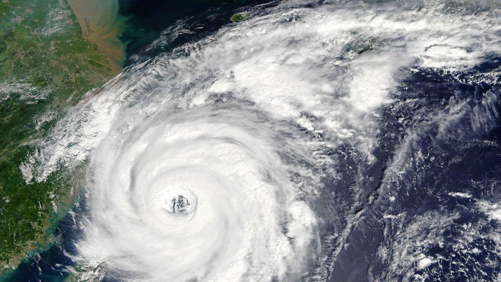 El tifón 'Talim' altera el transporte en el suroeste de Japón
