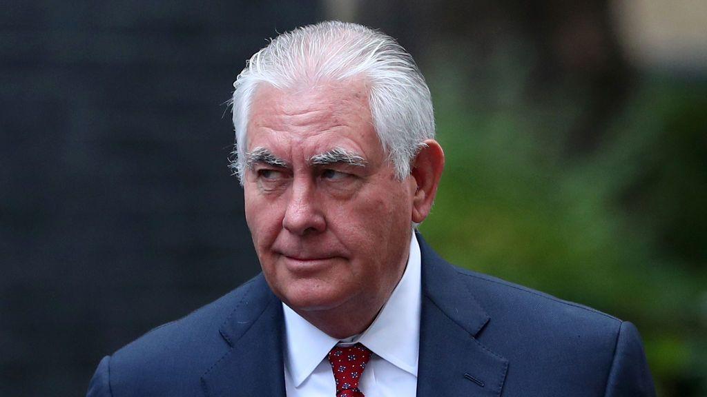 Tillerson afirma que EEUU podría seguir en el Acuerdo de París si hay cambios