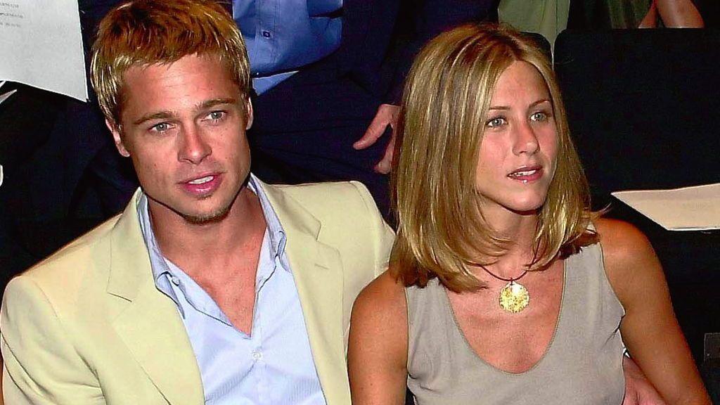 Brad Pitt vuelve a perdón a jennifer Aniston 12 años después