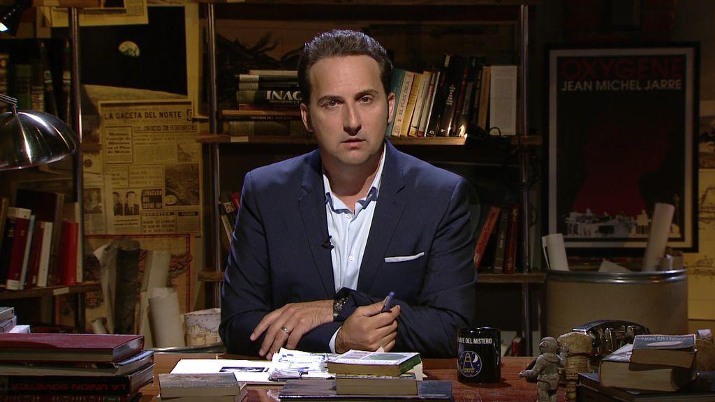 "Iker Jiménez: ""Hoy les voy a contar mi gran secreto"""