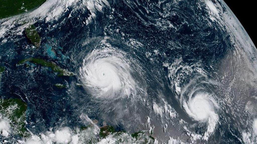 El huracán María amenaza el Caribe, que no aún se ha recuperado del Irma