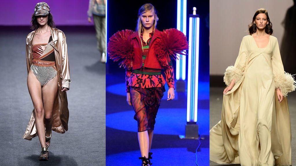 Puntadas con hilo y sin hilo: tercera jornada de la Fashion Week Madrid