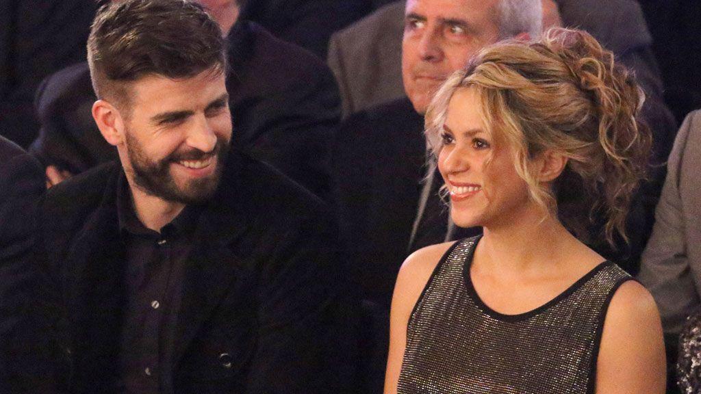 Shakira y Piqué acallan los rumores de ruptura presumiendo de 'family time'
