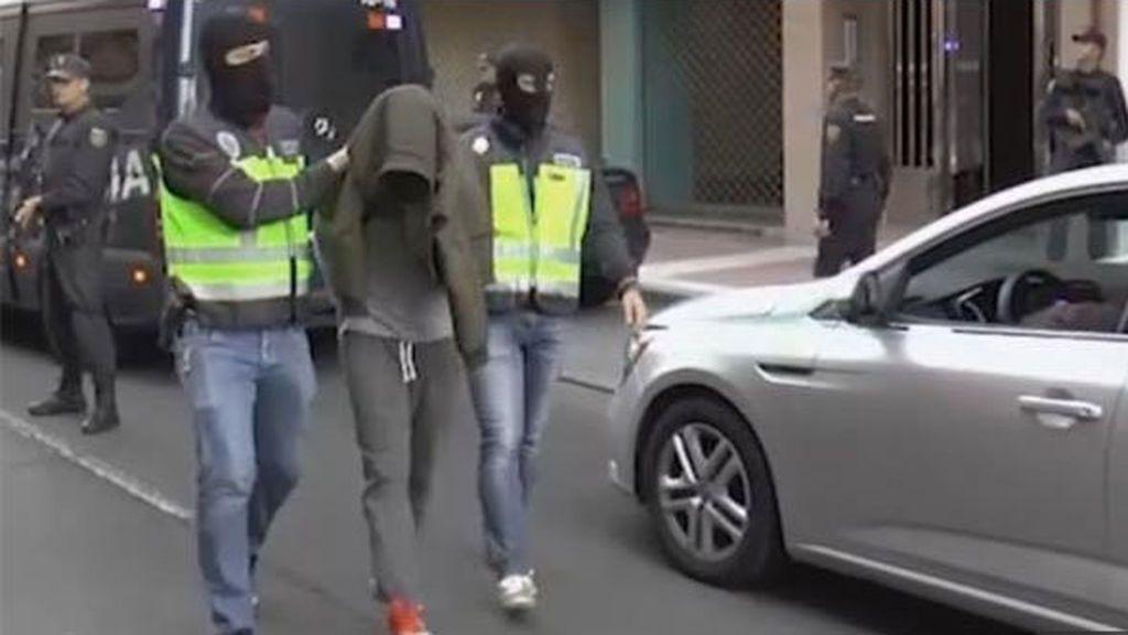 Un yihadista que intentó llegar a Siria para combatir acepta cuatro años de cárcel y su expulsión de España