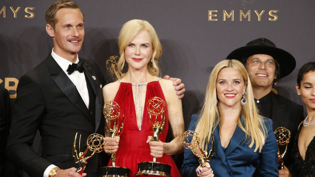 'Big Little Lies' como mejor miniserie se hizo con 5 premios