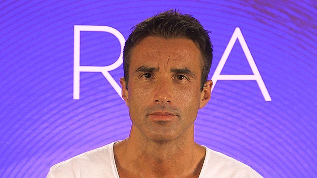 Hugo Martín Sierra, 43 años, Uruguay