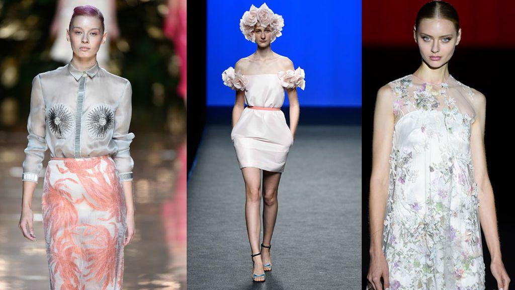 Puntadas con hilo y sin hilo: cuarta jornada de la Mercedes Benz Fashion Week Madrid