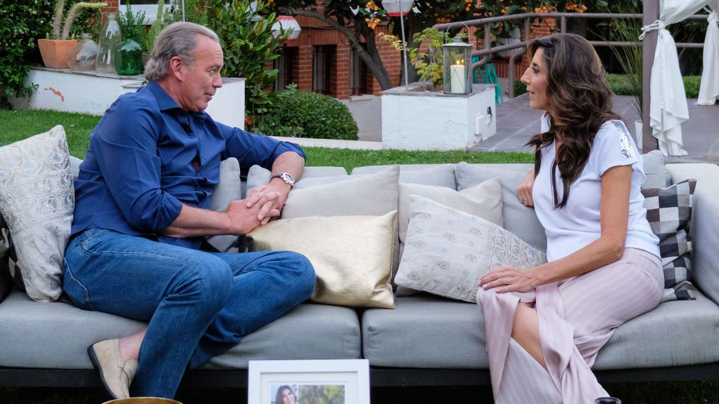 Paz Padilla concede a Bertín Osborne la entrevista más surrealista y divertida de 'Mi casa es la tuya'