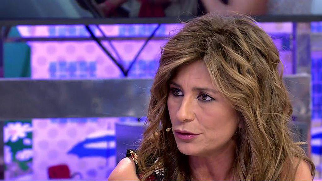 """Gema López: """"En el supuesto caso de que Campanario emprenda el camino en solitario viene un problema muy gordo para la familia"""""""