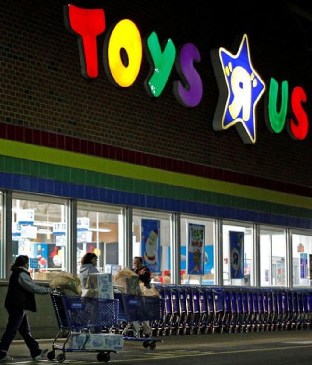 """Toys """"R"""" Us,  en bancarrota con pagos urgentes de 400 millones de dólares"""