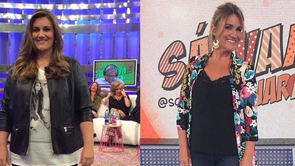 """Carlota Corredera mira hacia atrás tras su cambio físico: """"Otra vida es posible"""""""