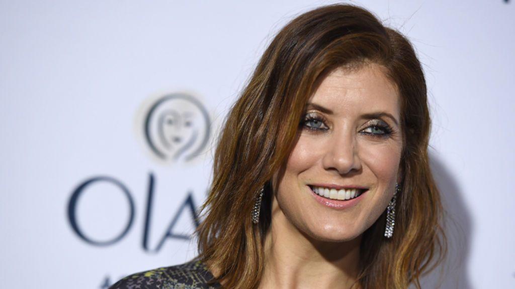 La actriz  Kate Walsh fue diagnosticada con un tumor cerebral