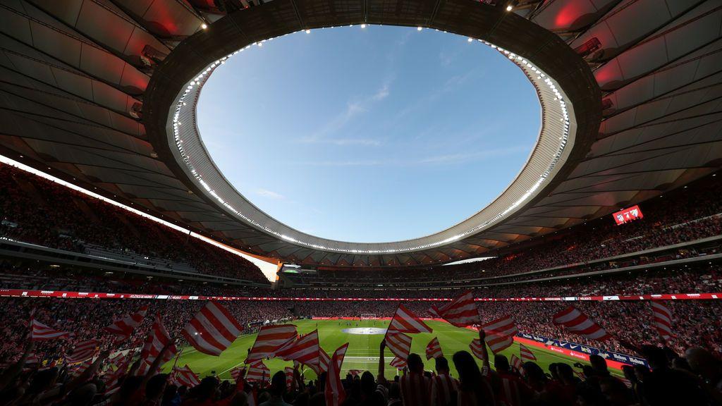 El Wanda Metropolitano será la sede de la final de la Champions en 2019