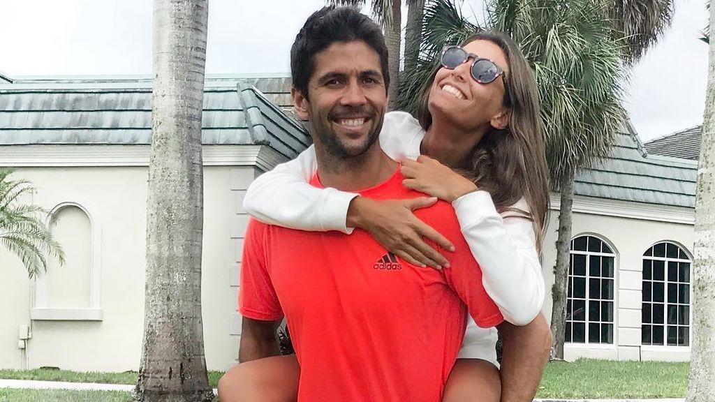 Ana Boyer y Fernando Verdasco se dan el 'sí quiero' tras cuatro años de relación