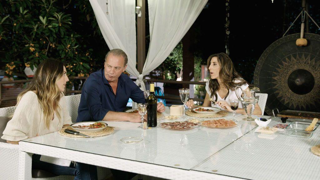Paz Padilla y su hija Anna, juntas en televisión por primera vez