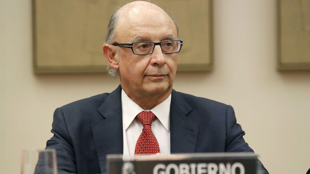 Montoro anuncia que la interventora de la Generalitat ha enviado los certificados de gastos