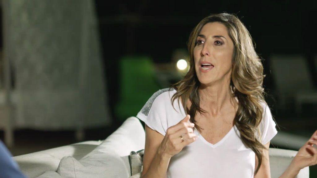 """Paz Padilla llora por Cádiz: """"Algún día ya no seré famosa y podré volver a los carnavales"""""""
