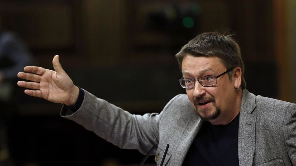 """Domènech llama a movilizarse en defensa de """"los derechos y la soberanía"""" catalana"""