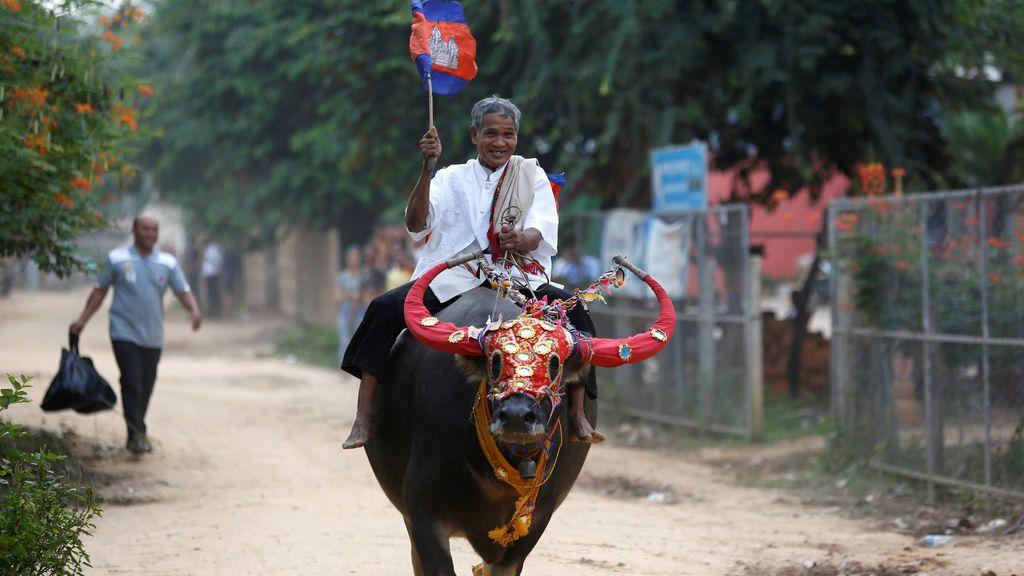 Festival de Pchum Ben en Camboya