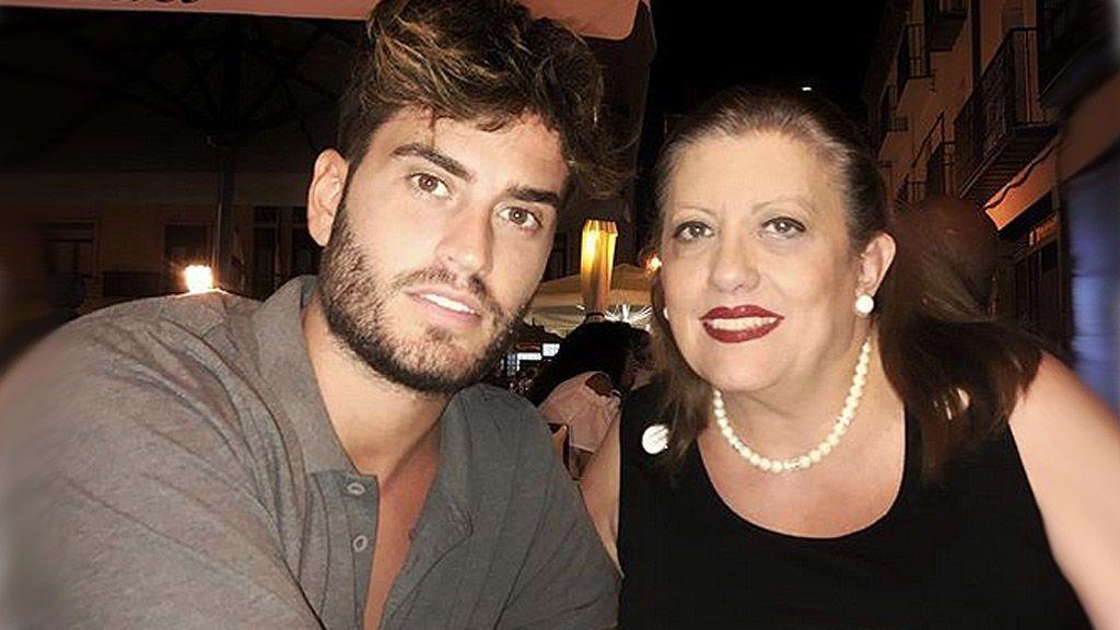 La madre de Rodri ('GH 17') se enamora de Cristian y ruboriza a su hijo en Twitter