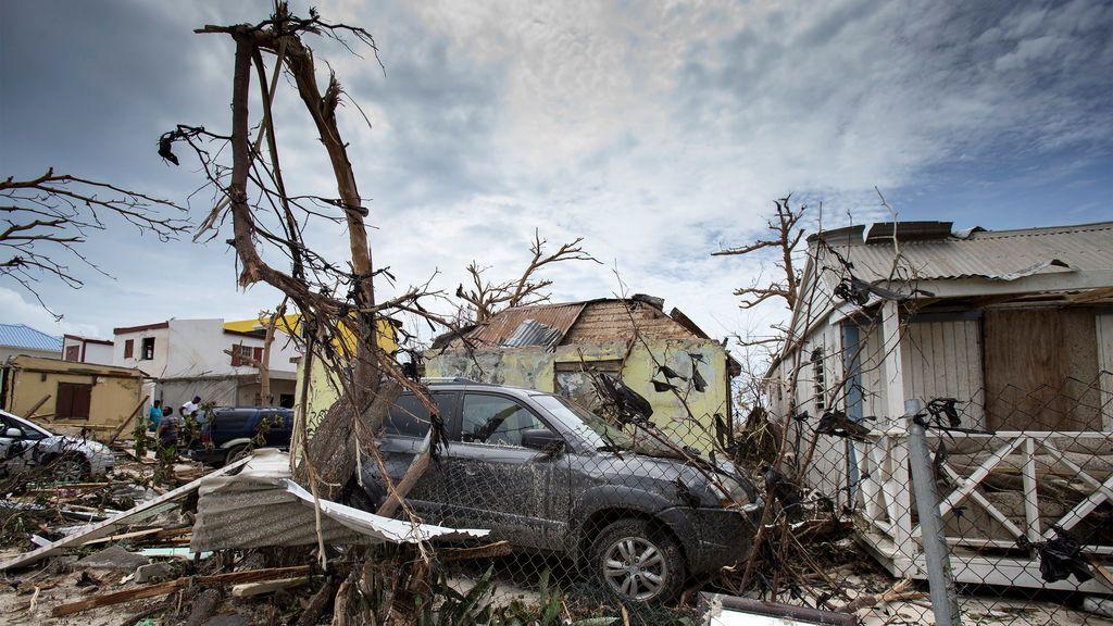 La AEMET asocia el abundante número de huracanes de 2017 al cambio climático que ha elevado la temperatura del mar