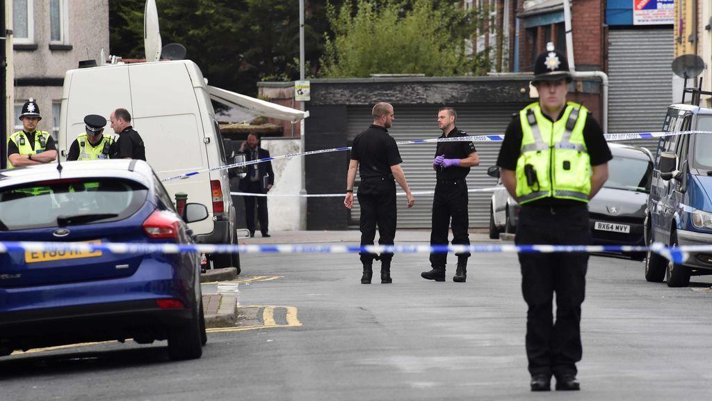 Dos arrestados en Gales por su supuesta relación con el atentado del metro de Londres