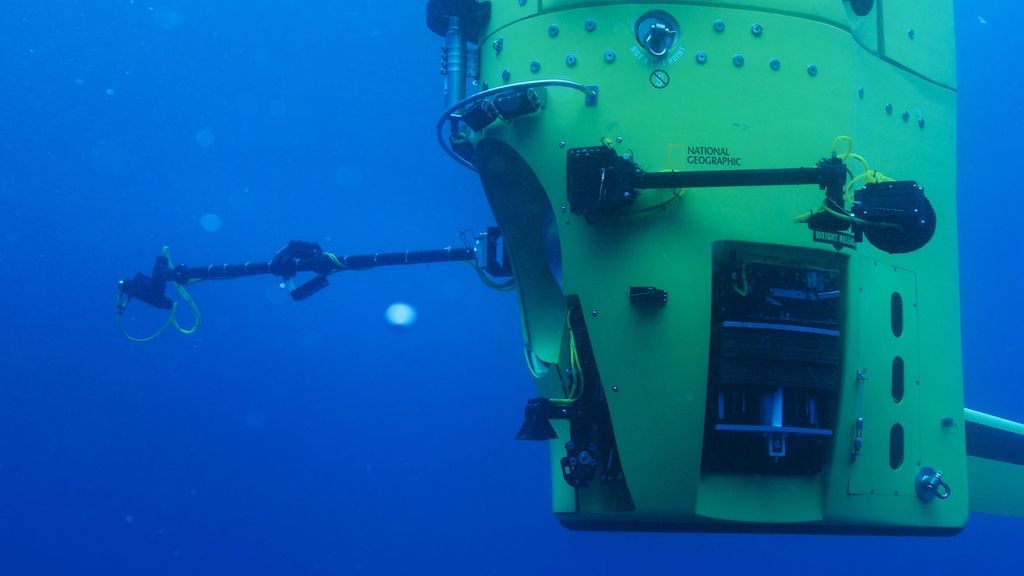 Expedición al Foso de las Marianas, 11.200 metros bajo el océano