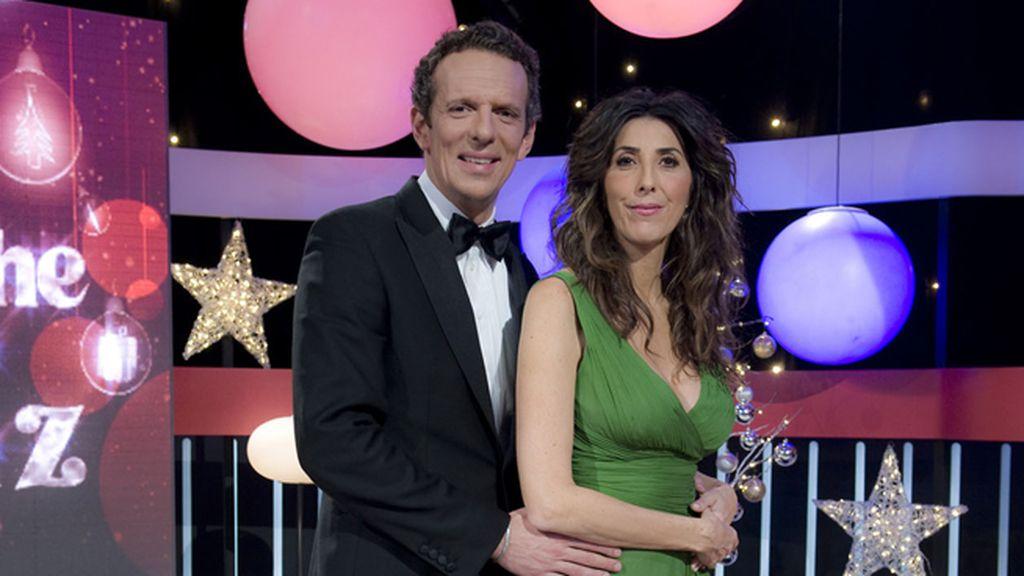 'La noche en paz' (Telecinco, 24 de diciembre, 21.15)
