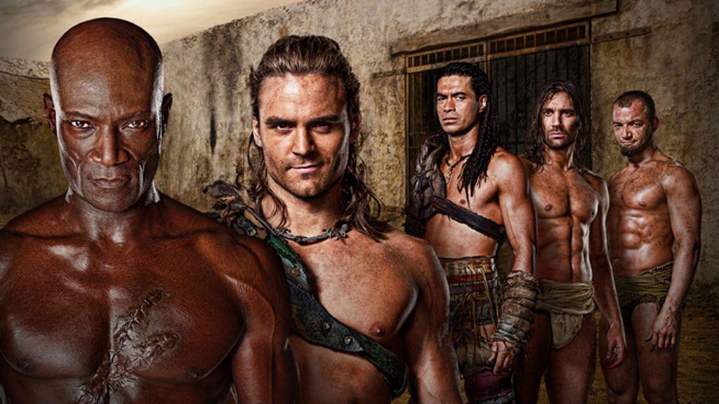 'Spartacus: dioses de la arena'