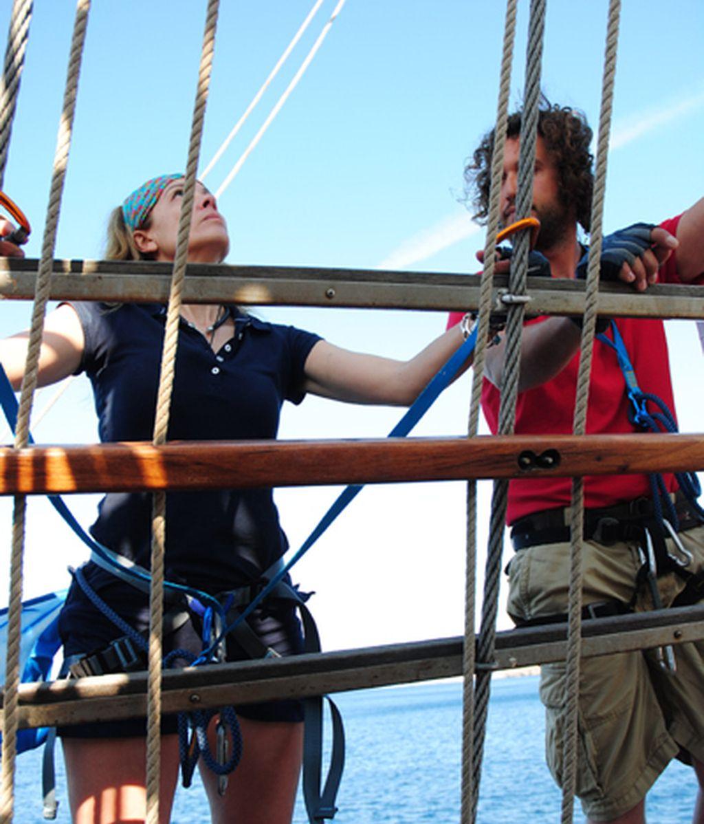 'El barco, rumbo a lo desconocido' (Antena 3)